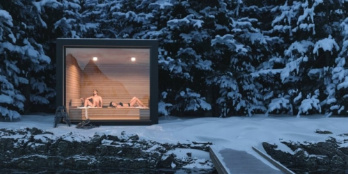 Backcountry Hut Company Launches System S Prefab Sauna Cabin