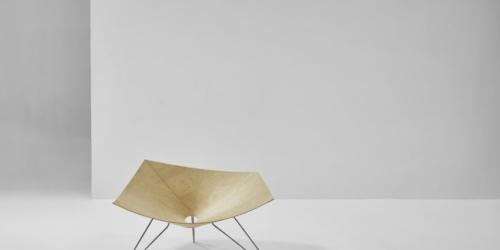 Patkau Architects Design Twist Chair for Nienkämper
