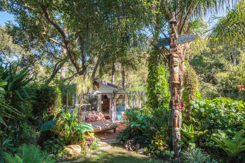 This Holiday Cottage is Most Wish Listed Airbnb Rental in California