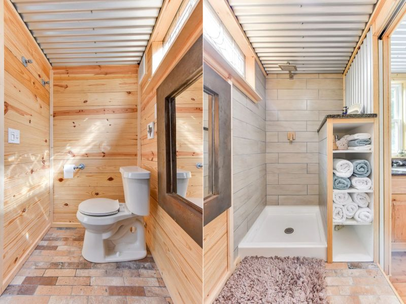 This Shipping Container Home in Austin, Texas can be Rented on Airbnb