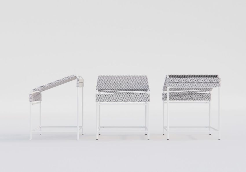 sChaise Chair by Smarin Features Dynamic Seat
