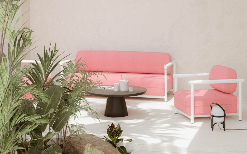 Bamboo Furniture Collection by Missana is Not Made Up of Bamboo