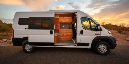 These are Affordable Boho Camper Vans are All the Rage