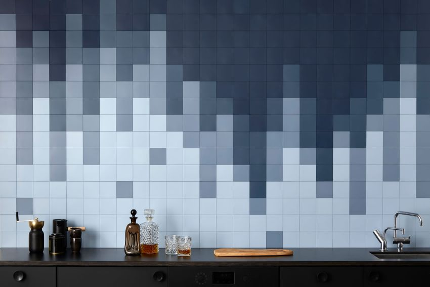 Click'n Tile: Innovative Tile System can be Changed for New Makeover Easily