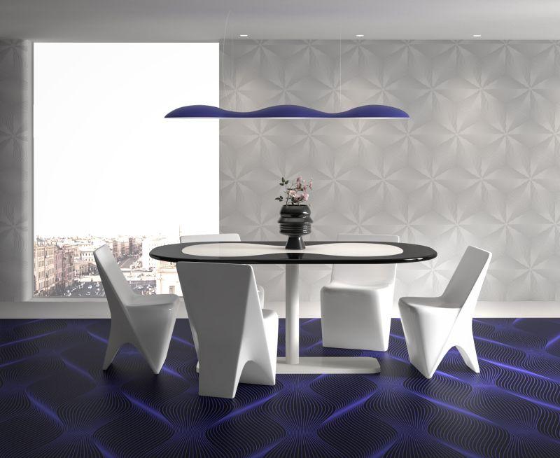Karim Rashid Unveils New KIUSO Folding Table