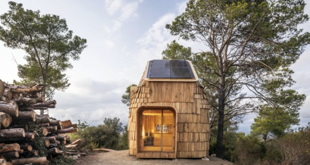 Niu Haus Tiny House by IAAC