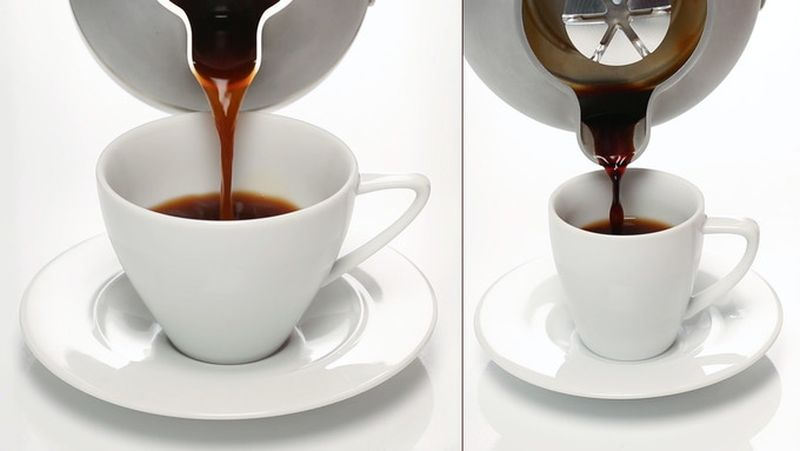 Orb One Stovetop Coffeemaker Prevents Over-Extraction and -Brewing