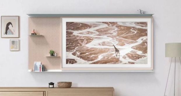 Samsung Announces Major Upgrades for 2021 The Frame TV