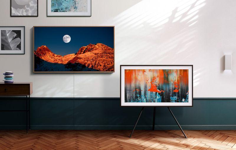 Samsung Announces Major Upgrades for 2021 The Frame TV