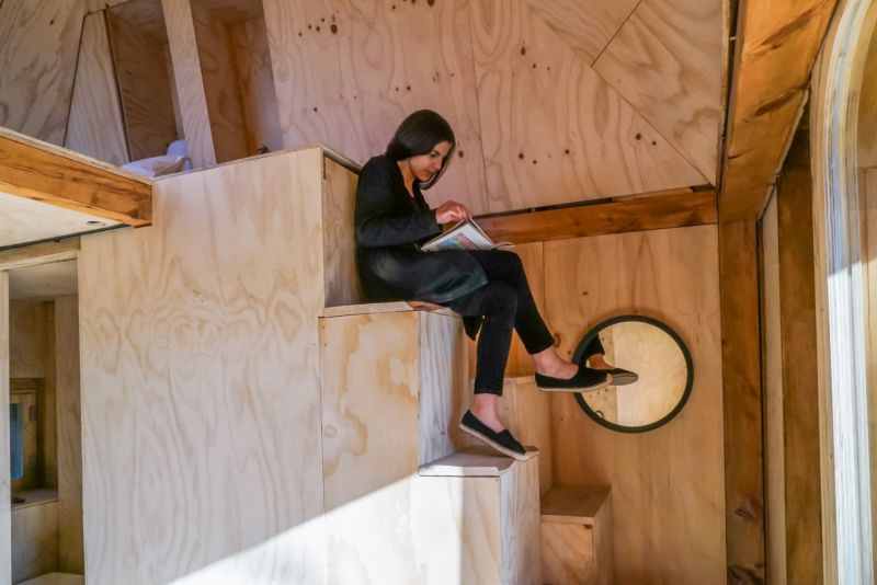The Niu Haus by IAAC Students is a Self-Sufficient, Ecological Tiny House