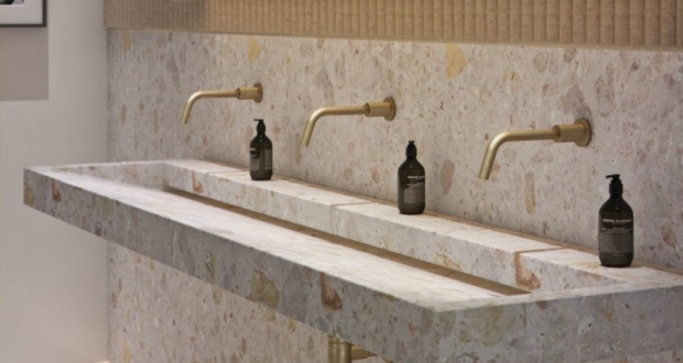 The Watermark Collection Launches New Touchless Taps