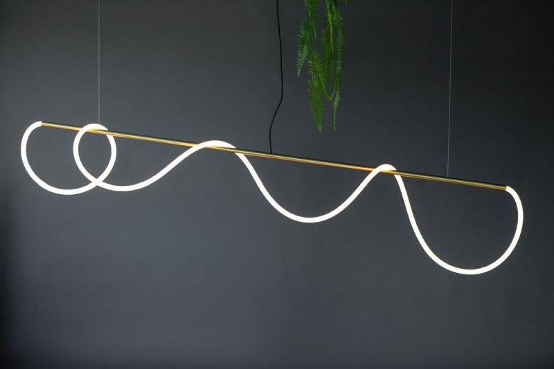 These Malleable Luke Lamp Co. Rope Lamps have Met Sweet Spot in Interior Design