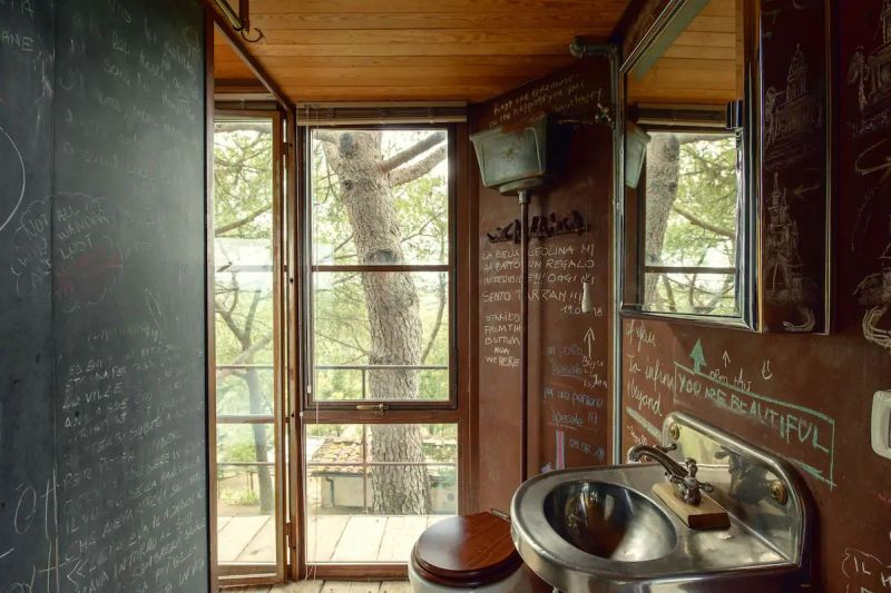 This Picturesque Treehouse in Florence, Italy is Available for Rent on Airbnb