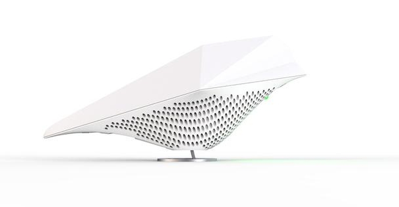 Airbird Alerts you About Poor Indoor Air Quality Like Canaries