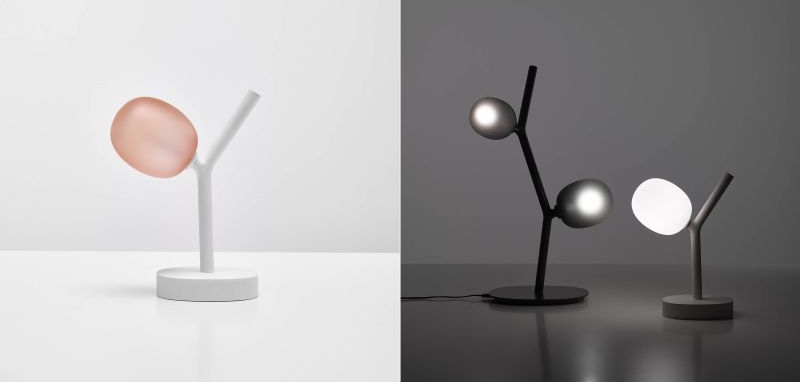 BROKIS Launches its New Ivy Table Battery Lamp