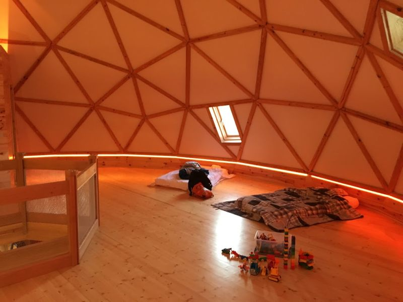 Build Your Own Dome Home with EconOdome DIY Kits