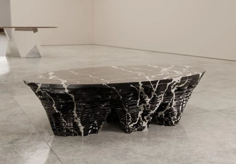 Duffy London's New Monument Valley Coffee Table Features Layered Design