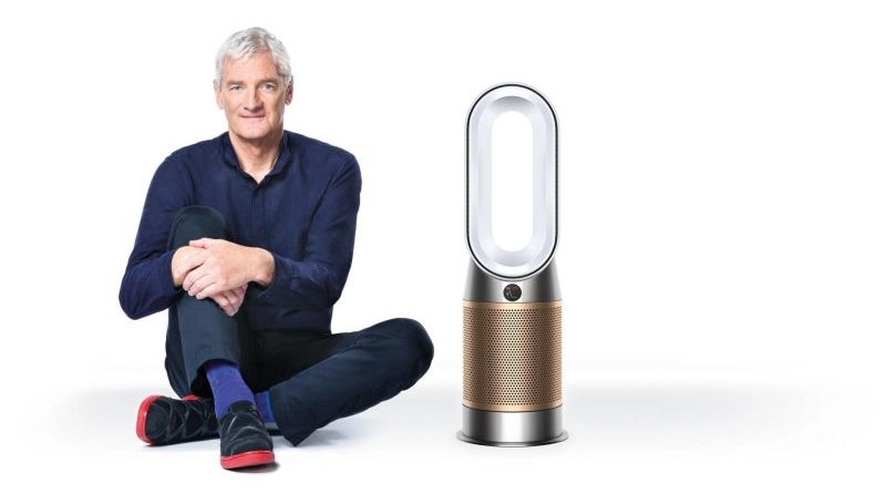 Dyson Releases New Air Purifier with Formaldehyde Sensing Technology