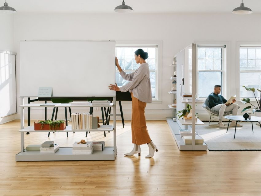 Herman Miller Launches OE1 Furniture Collection for Ever-Changing Workspaces