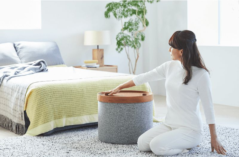 Mizuno Expands its Health-Focused Line of Home Furnishings