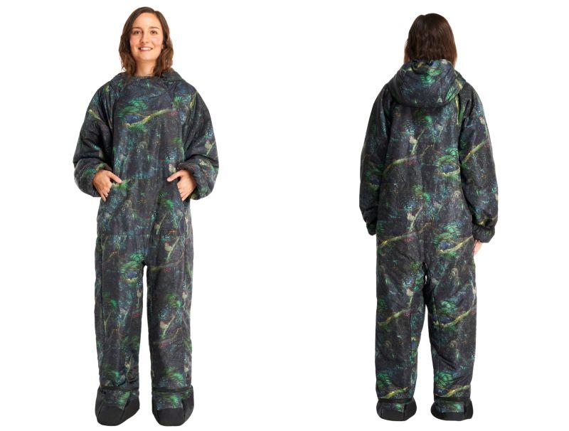Selk'bag Launches Rainforest Wearable Sleeping Bag