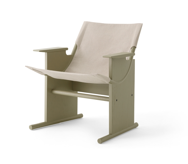 Takt's Sling Lounge Chair Perfectly Suits Modern Lifestyle