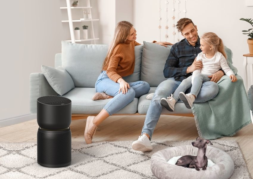 TCL Launches New Wi-Fi Powered Breeva Air Purifiers with UV-C Purification