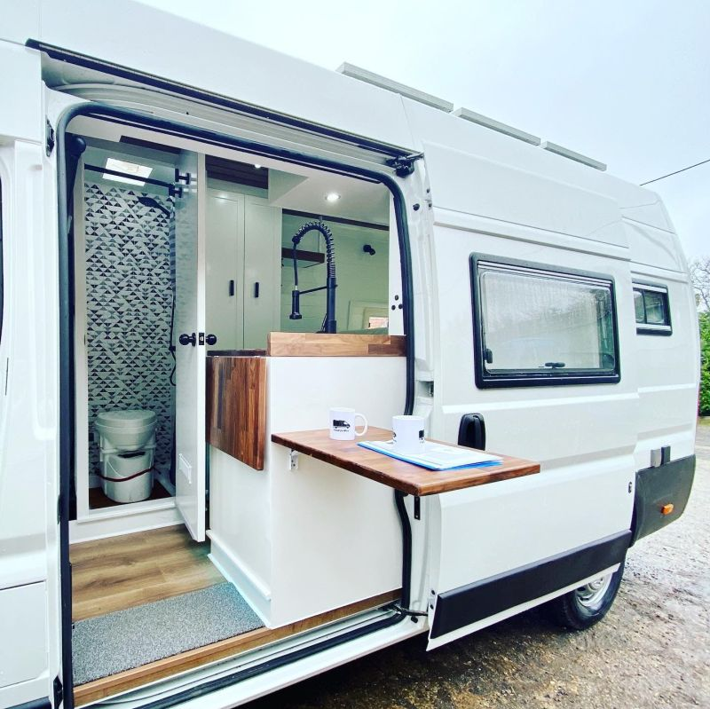 Vanlife Conversions UK Transforms Vans into Customized Motorhomes
