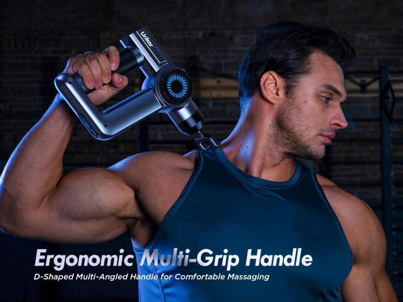 World's First AI Powered Massage Gun by Urikar is now Available at Amazon