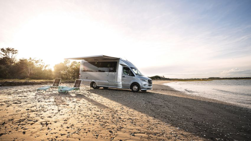 Airstream Launches 2021 Atlas Touring Coach for Luxury RV Lifestyle