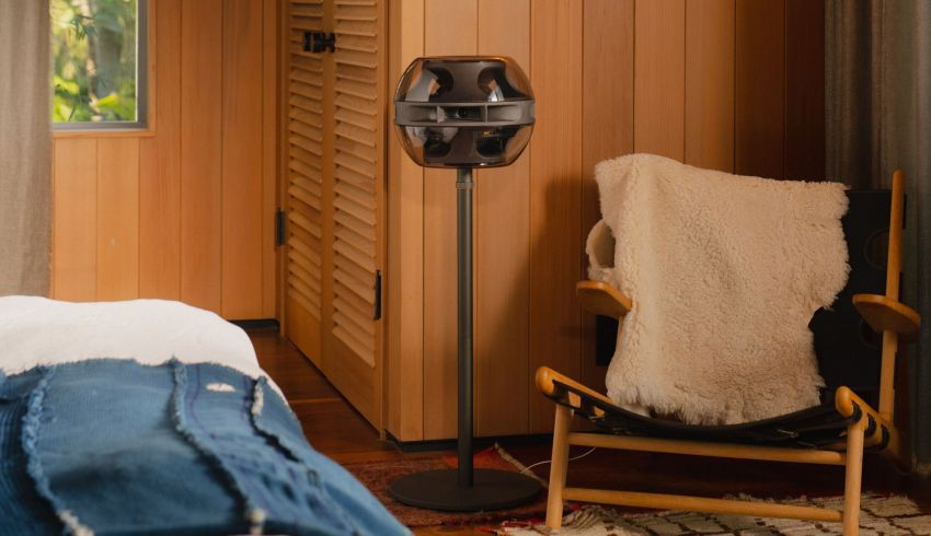 Cell Alpha: The World's First Triphonic Speaker