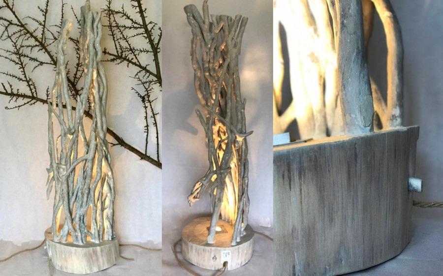 Ivy Handmade Floor Lamp