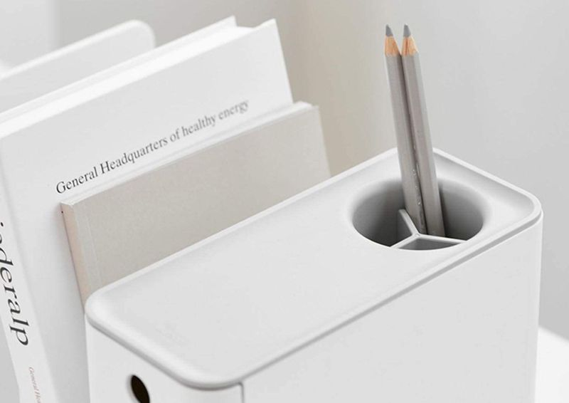 Litem Desk Organizer will Help Your Organize Your Home Office