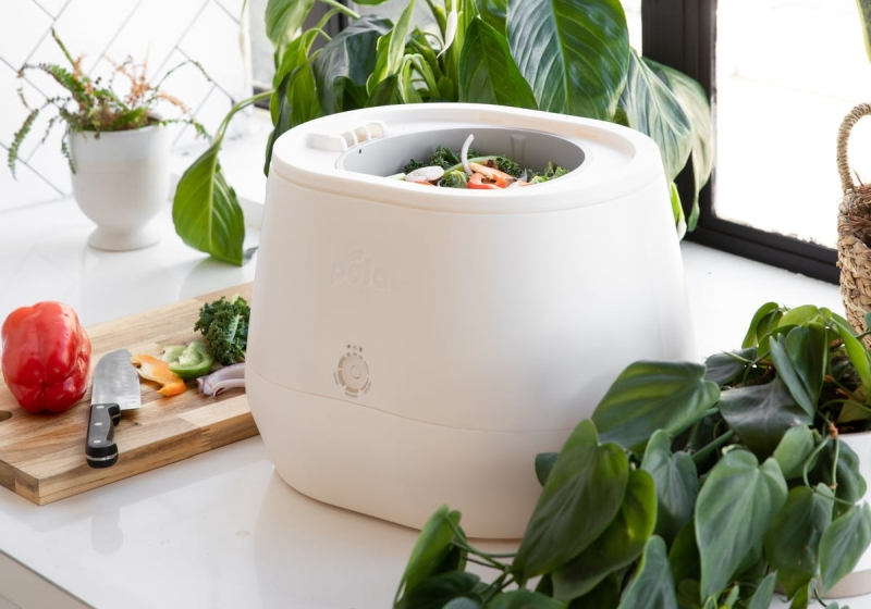 Pela's Lomi Turns Waste Into Compost Within 24 hours