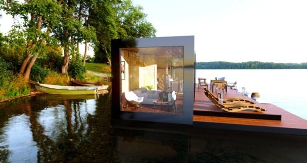 Novabloks are Modular, Customizable and Ecological Prefab Houses