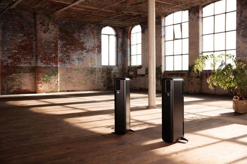 Q Acoustics Unveils Q Active 400 Floorstanding Speakers
