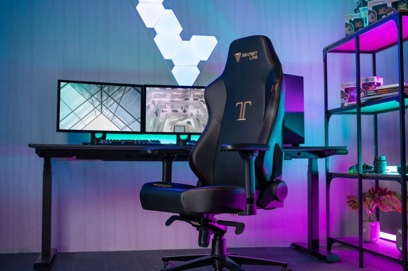 Secretlab Launches Game of Thrones Iron Anniversary Edition Chair