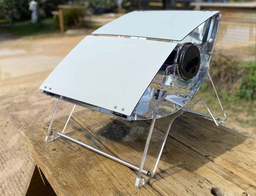 GoSun's Sizzle is The Fastest And Most Powerful Solar Oven