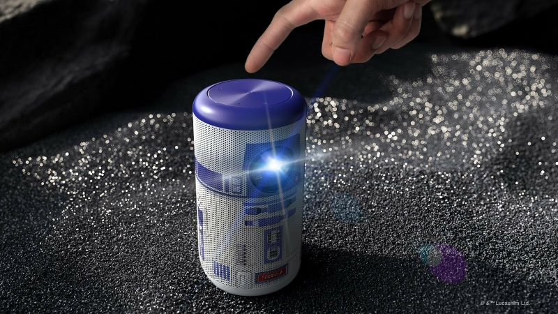 Anker Offers Limited Edition of Star Wars R2-D2 Themed Nebula Capsule II