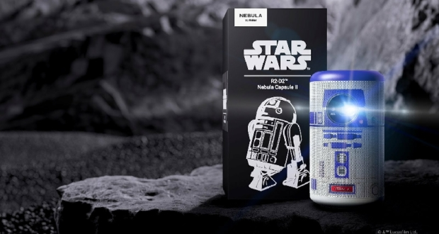 Anker Offers Limited Edition of Star Wars RD-D2 Themed Nebula Capsule II
