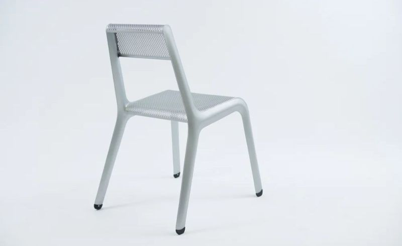 Ultraleggera is a Minimalist Lightweight Metal Chair