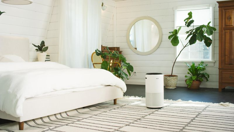 Levoit's VeSync Core 400s Smart Air Purifier Purifies Indoor Air Within Minutes