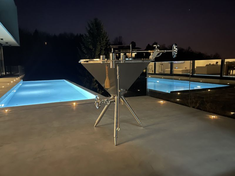 Vilicci Virtuoso BBQ Grill will be Luxe Addition to Your Backyard