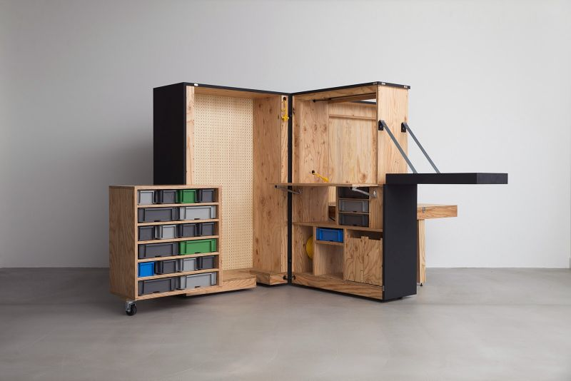 You can Create Your own Home Office with TRANSFORM BOX
