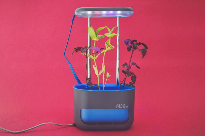 Altifarm Launches PicoMax Self-Watering Indoor Planter with Grow Lights