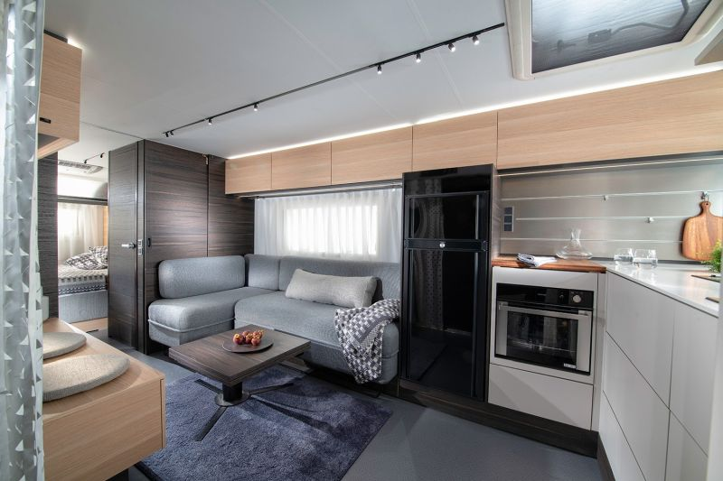 Astella by Adria is Luxurious Mobile Home You Would Wish For