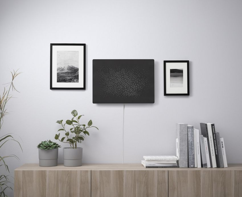 IKEA Launches SYMFONISK Picture Frame Wi-Fi Speaker
