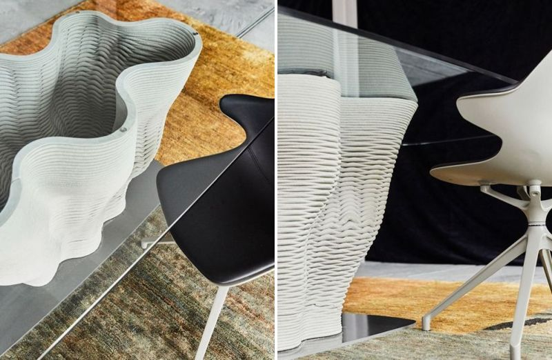 Roche Bobois Lets Customers Design 3D Printed Table Online
