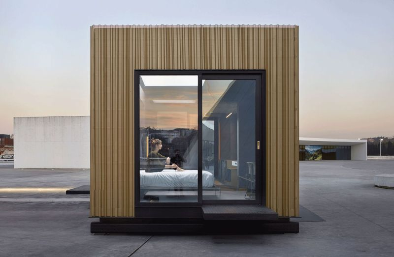 Room 2030 Builds Modular Rooms for the Future