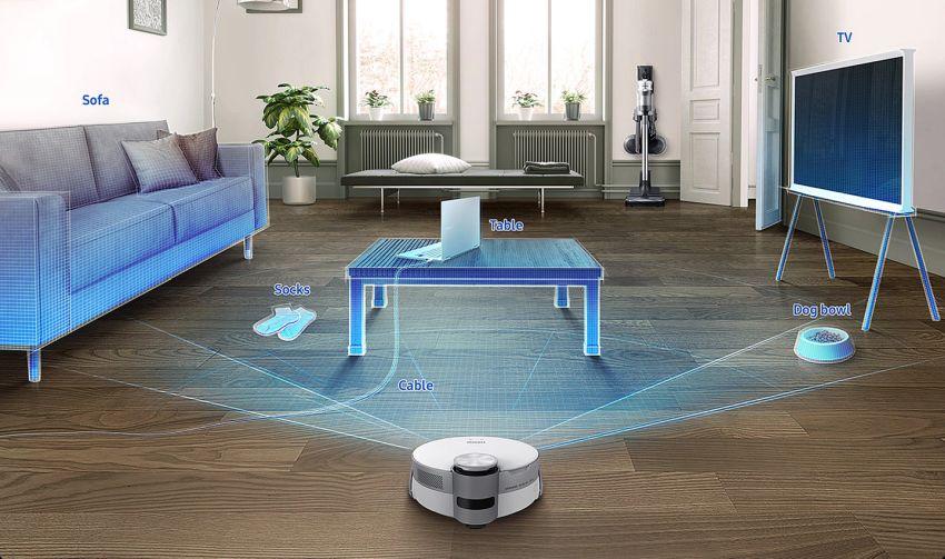 Samsung Raises Bar with AI-Powered Robot Vacuum Cleaner